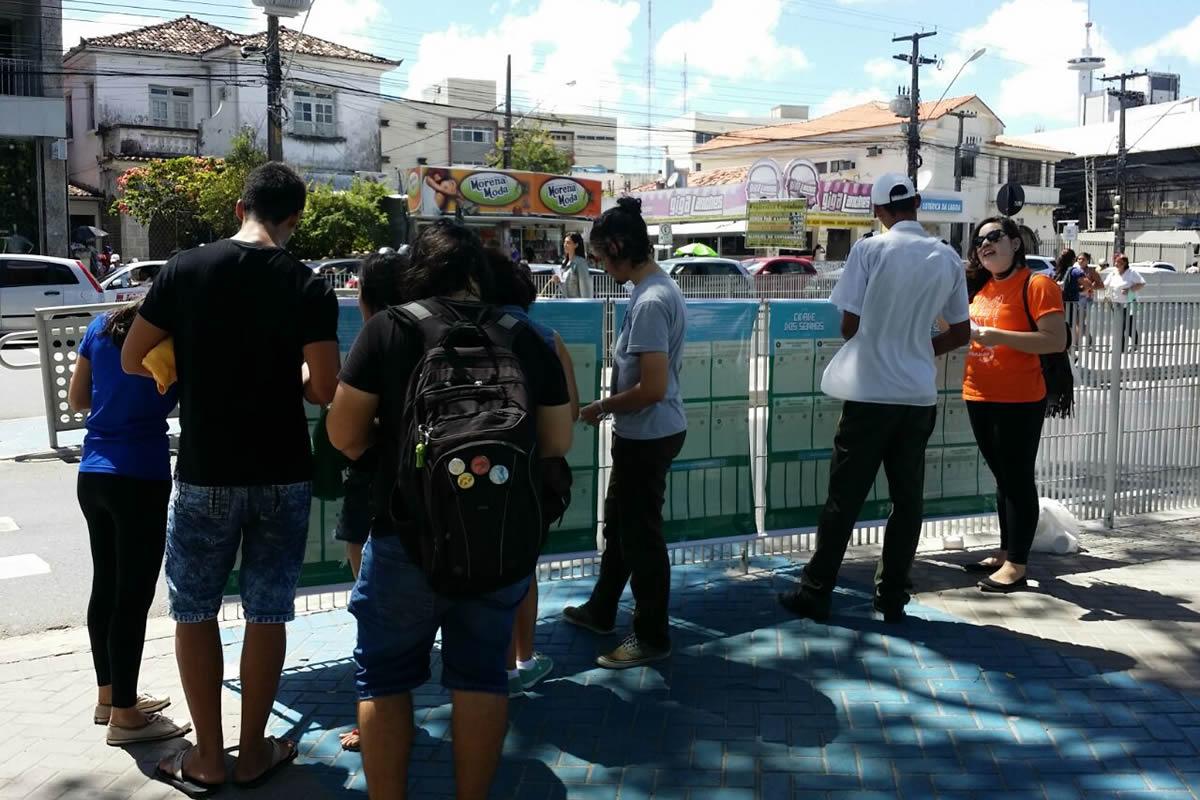 City of Dreams voting in João Pessoa, Brazil