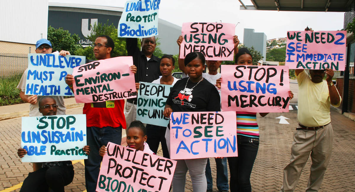 Solidarity with Kodaikanal in Durban, South Africa