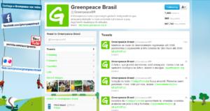 Greenpeace Brasil on Twitter