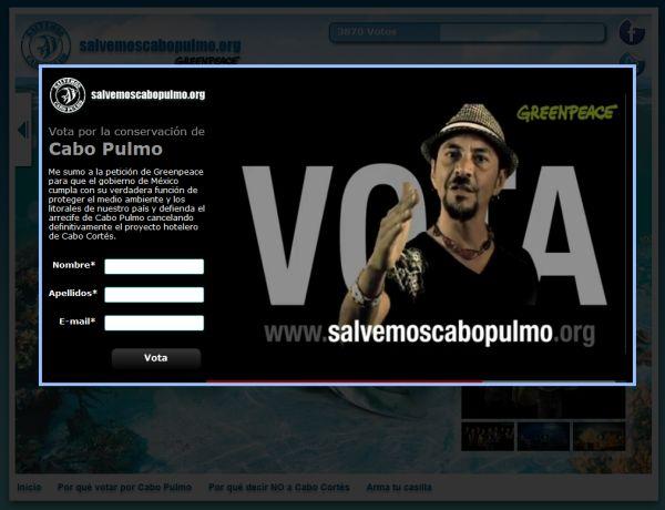 Vote for Cabo Pulmo