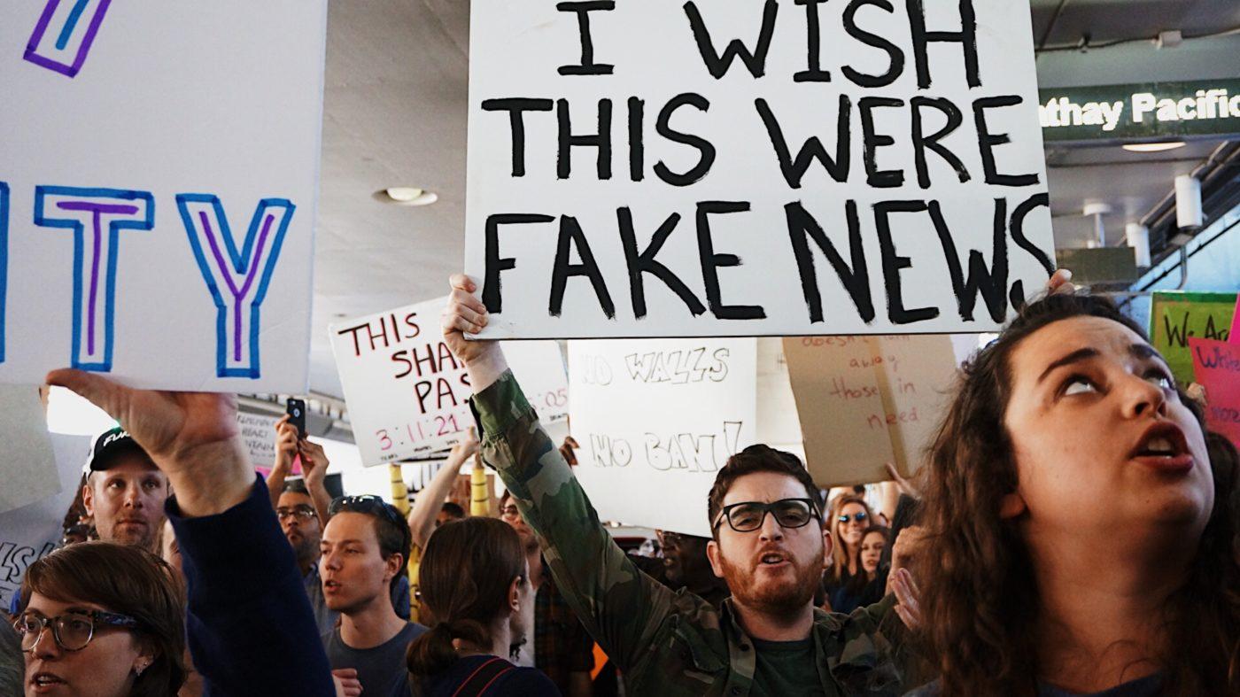 """""""I wish this were fake news"""""""