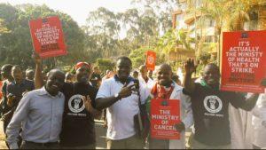 Kenya doctors strike