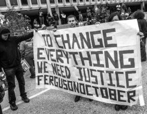 Ferguson climate banner