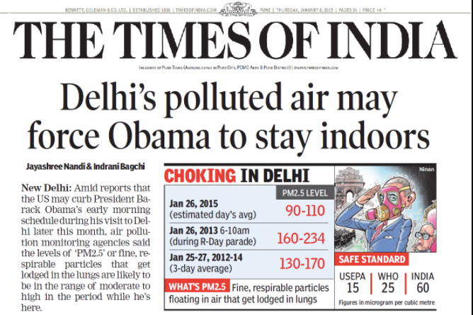 Help Delhi Breathe and the people-powered movement to clean