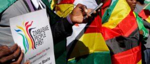 Zimbabwe protests 2016