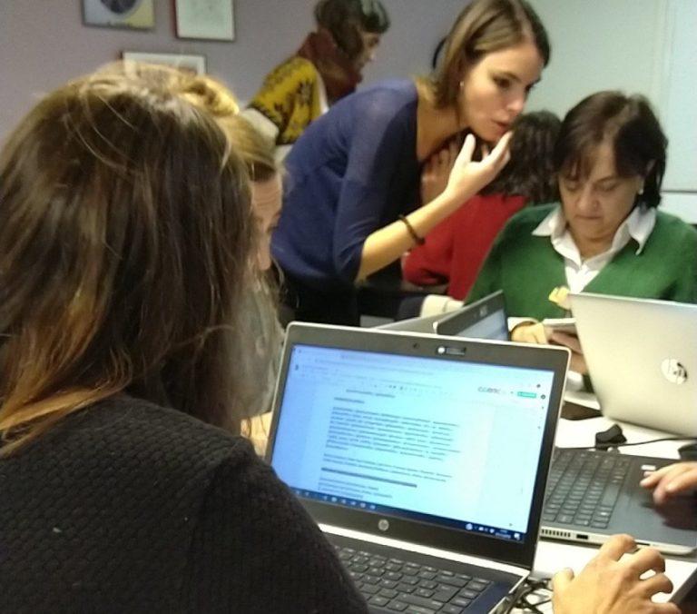 L'Associació de Drets Sexuals i Reproductius and Oxfam digital activism