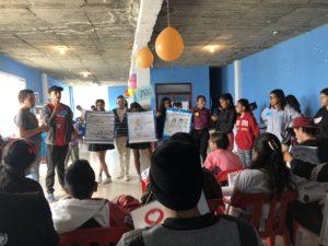 Image of UNICEF GVO Colombia Volunteers Workshop